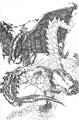 Concept Art - Awakening - Godzilla vs. Shinomura