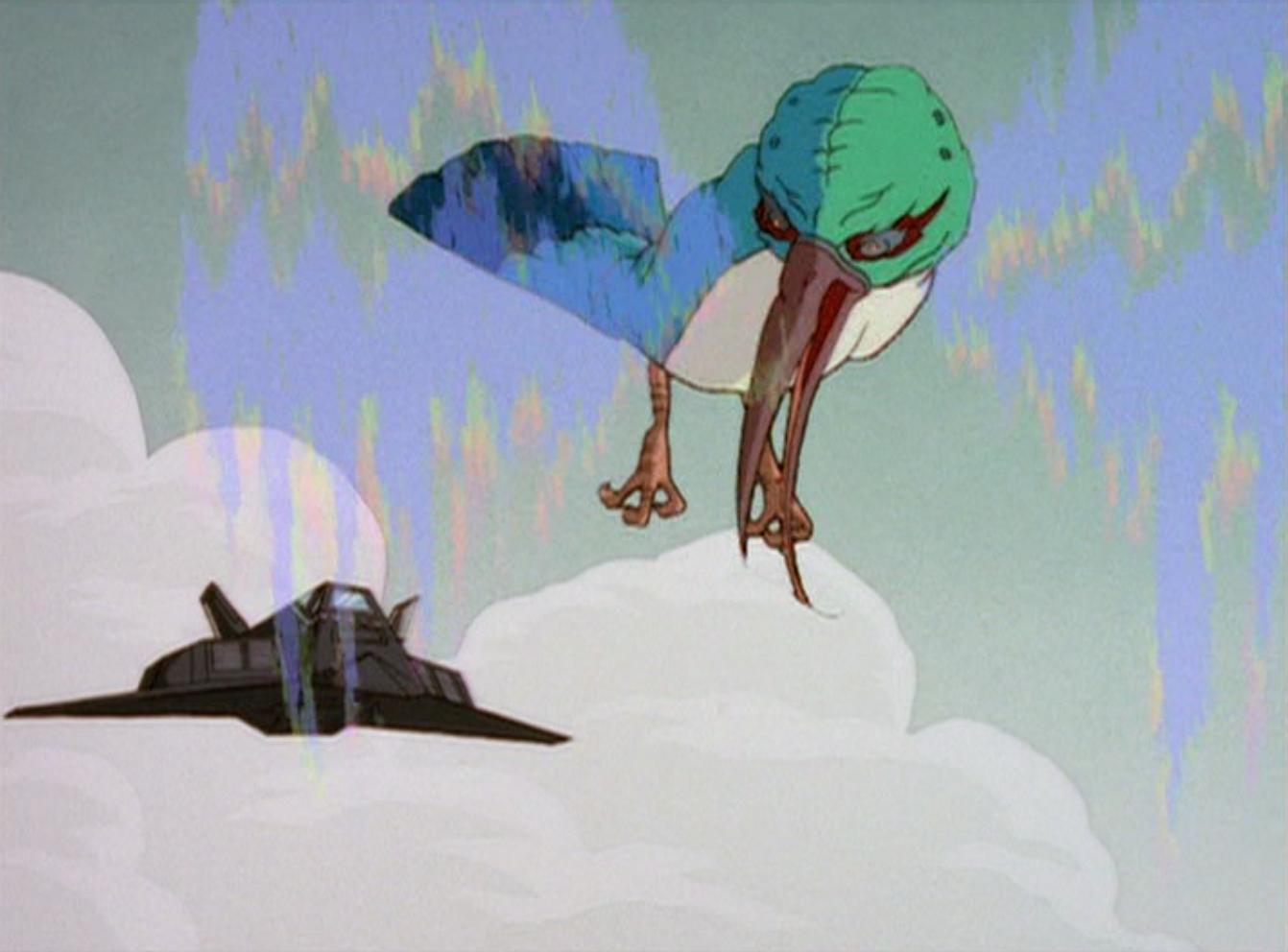 Giant Mutant Hummingbird