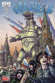 RULERS OF EARTH Issue 15 CVR A