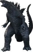 Godzilla (Gojira) MV transparent 2
