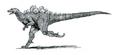 Concept Art - Godzilla vs. Destoroyah - Godzilla Junior 6