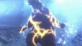 Godzilla being hit by everything SMG has