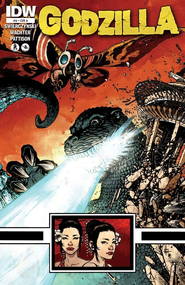 Godzilla: Ongoing Issue 6
