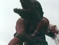 Go! Godman - Episode 6 Godman vs. Gorosaurus - 20 - That's enough!