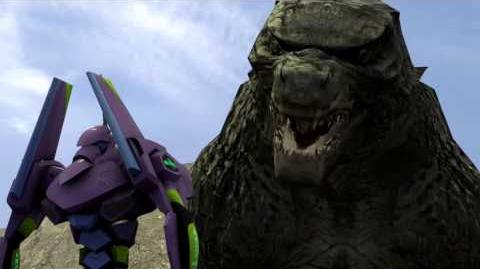 EVA vs Godzilla the Movie II the Sequel