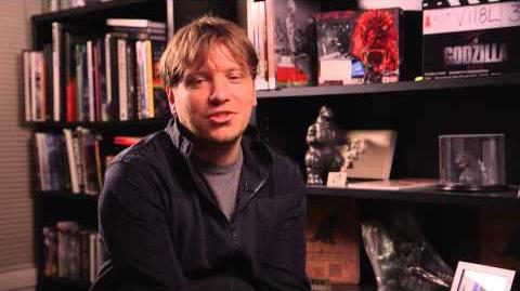"Gareth Edwards - ""Godzilla Awakening"" Announcement to Fans"