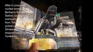 The Return of Godzilla Pop Up Book
