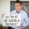 Bryan Cranston Godzilla Premiere Question