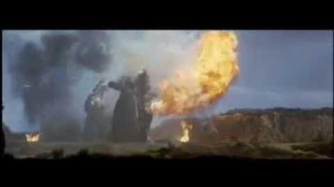 Godzilla vs Titanosaurus and Mechagodzilla Highlights