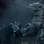 Godzilla X MechaGodzilla - Kiryu Fighting Godzilla.png
