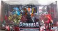 Bandai Godzilla Chibi Figures - 6 Pack Package