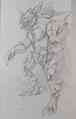 Concept Art - Yamato Takeru - Spider Kumasogami 5