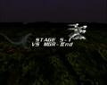 Godzilla Generations Maximum Impact - vs MGR-IInd