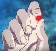 Archetype Hand Red Dust