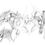 Concept Art - Godzilla Against MechaGodzilla - Kiryu 48.png