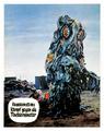 Godzilla vs. Hedorah Lobby Card Germany 4