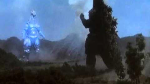 Godzilla vs Mechagodzilla MV - Like hell - Loudness