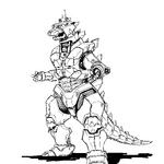 Concept Art - Godzilla Against MechaGodzilla - Kiryu 23.png