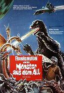 Godzilla 9-Monster aus dem All 2