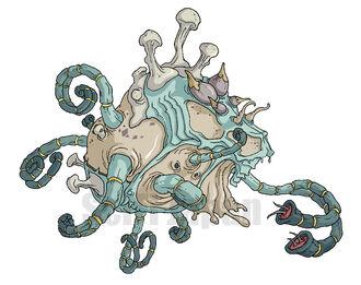 Armillaria concept art
