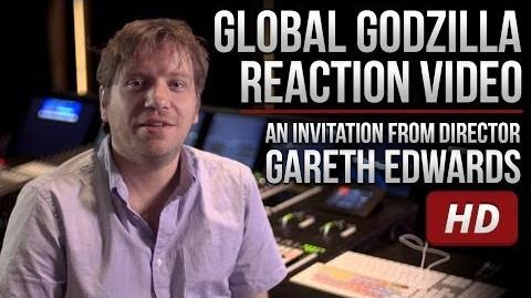 Join Our Global Godzilla Reaction Video! HD