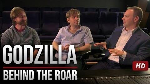 Godzilla Behind the Roar HD