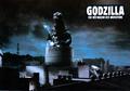 The Return of Godzilla Lobby Card Germany 2