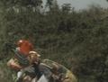 Go! Greenman - Episode 3 Greenman vs. Gejiru - 25
