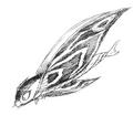 Concept Art - Rebirth of Mothra 2 - Aqua Mothra 12