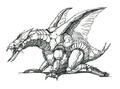 Concept Art - Mothra vs. Bagan - Bagan 1