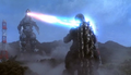 MechaG vs. Godzilla
