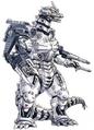 Concept Art - Godzilla Tokyo SOS - Kiryu 3