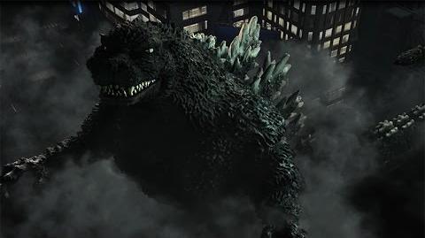 PS4「ゴジラ-GODZILLA-VS」 第1弾PV
