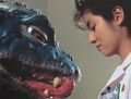 GVMG2 - Asuza and Baby Godzilla