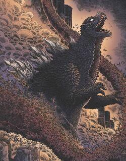 Godzilla - Godzilla in Hell.jpg