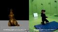 Shin Godzilla - Before & after CGI effects - 00002
