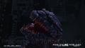 Shin Godzilla - Before & after CGI effects - 00139