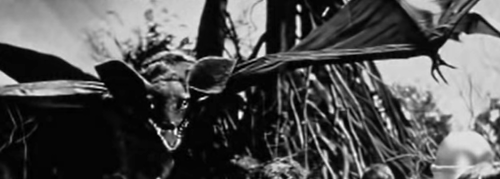 Giant Bat (Prophecies of Nostradamus)