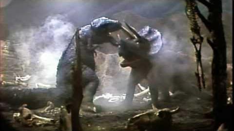 THE LAST DINOSAUR ( 1977 ) TRAILER