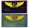 Concept Art - Godzilla vs. MechaGodzilla 2 - G-Force Logo 1