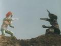 Go! Greenman - Episode 3 Greenman vs. Gejiru - 30
