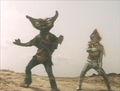 Go! Greenman - Episode 3 Greenman vs. Gejiru - 37 - Where'd you go