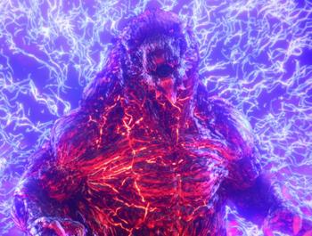 Scarlet Godzilla