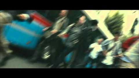 Godzilla - Resurgence, Teaser-Trailer