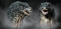 Concept Art - Godzilla 2014 - Godzilla 14
