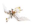 Concept Art - Yamato Takeru - Amano Shiratori 2