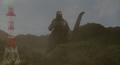 Godzilla reveals himself