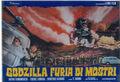 Godzilla vs. Hedorah Lobby Card Italy 3