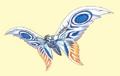 Concept Art - Rebirth of Mothra 3 - Armor Mothra 2