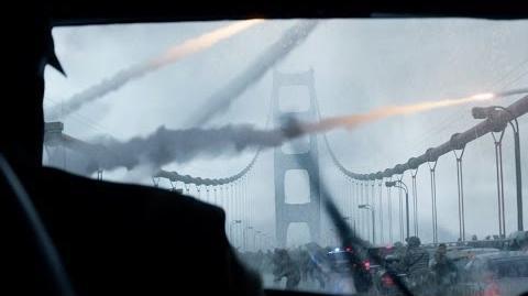 Godzilla - It Can't Be Stopped HD